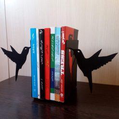 نگهدارنده کتاب طرح پرنده