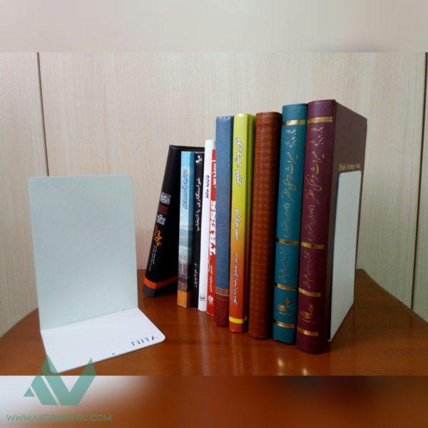 نگهدارنده کتاب نیتا متال طرح کلاسیک