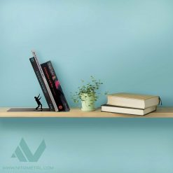 نگهدارنده کتاب نیتا متال طرح آدمک کد 103-1.5