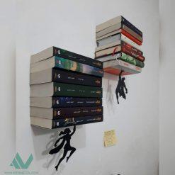 نگهدارنده کتاب نیتا متال طرح فرشته