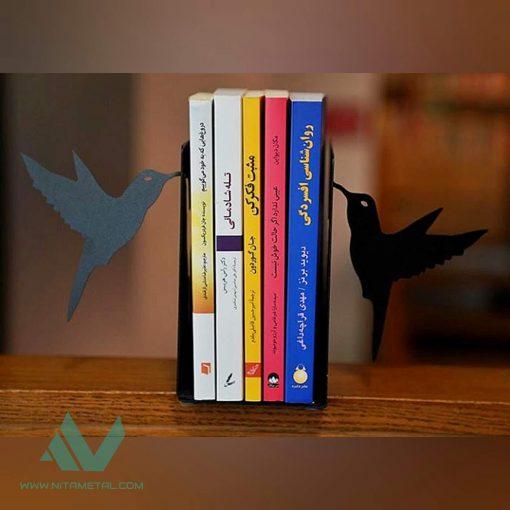 استند و نگهدارنده کتاب نیتا طرح پرنده