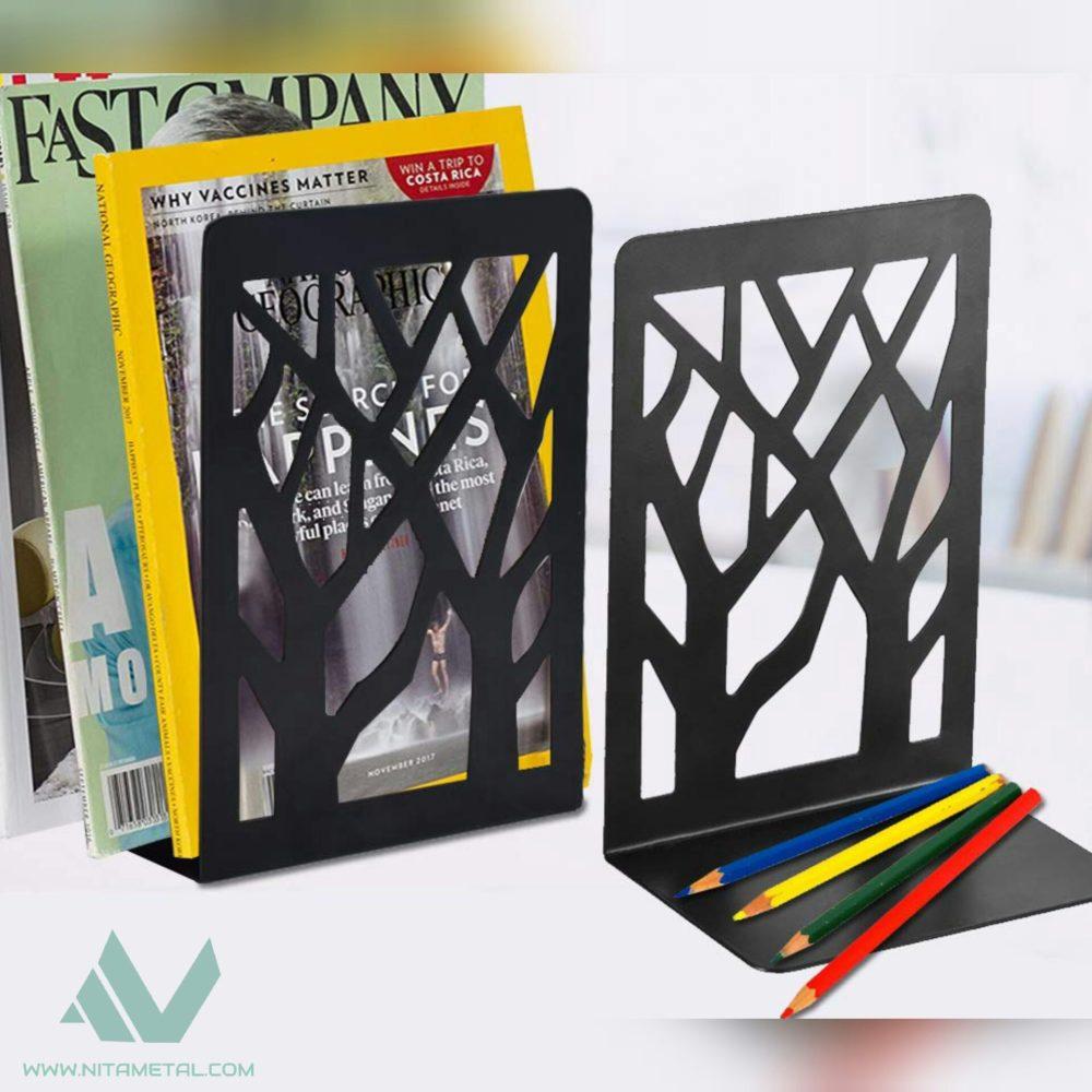نگهدارنده و غشگیر کتاب نیتا متال طرح درختی