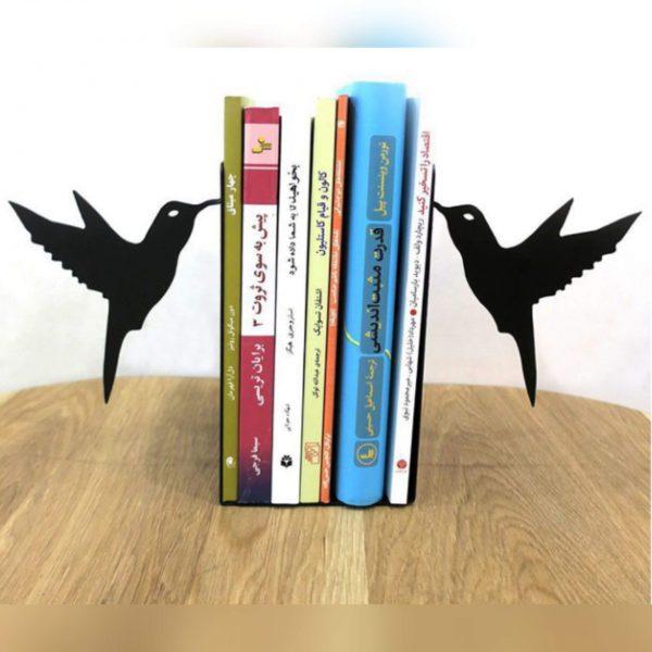 نگهدارنده کتاب نیتا متال پرنده
