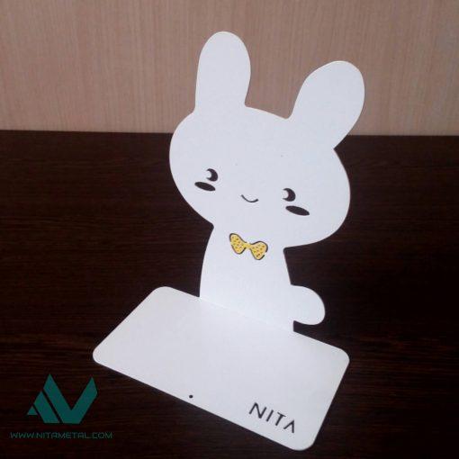 غشگیر و نگهدارنده کتاب نیتا متال طرح خرگوش