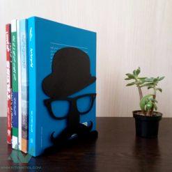 نگهدارنده کتاب و غشگیر کتاب نیتا متال طرح مستر