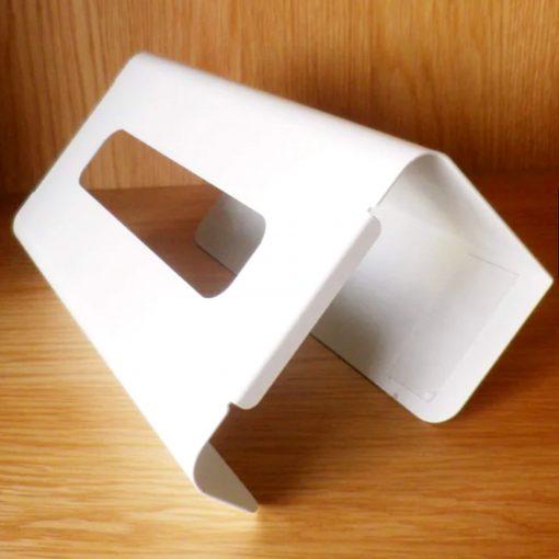 پایه دستمال کاغذی جعبه ای