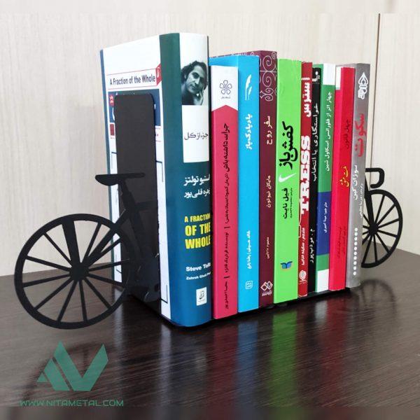 نگهدارنده کتاب نیتا طرح دوچرخه